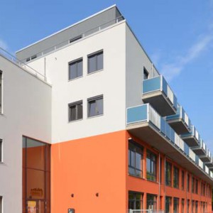 KITA+Betreutes Wohnen Jena
